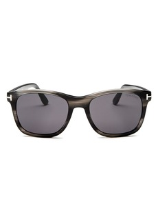 Tom Ford Men's Eric Square Sunglasses, 55mm