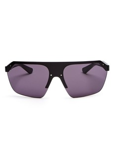 Tom Ford Men's Razor Runway Shield Sunglasses, 155mm