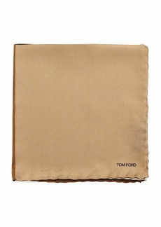 TOM FORD Men's Silk Pocket Square