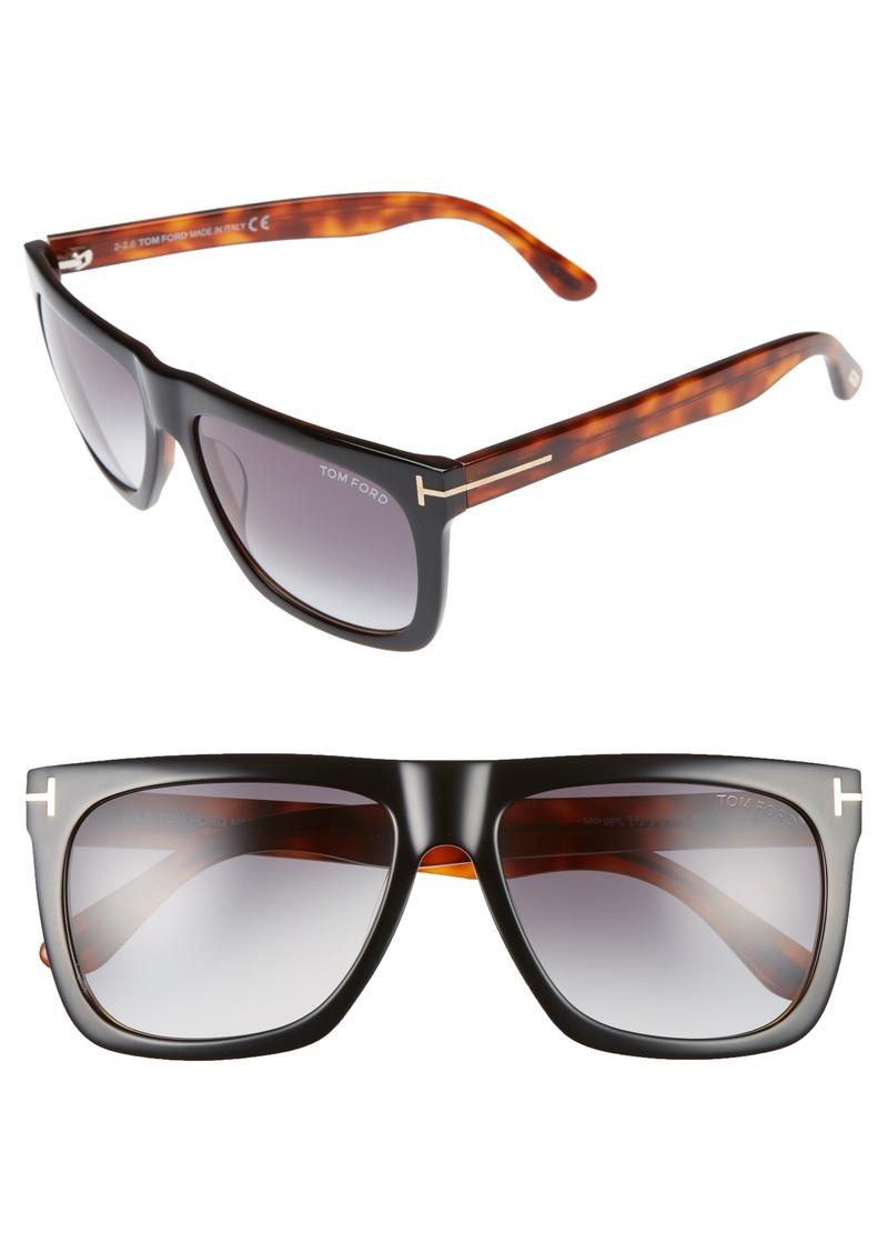 Tom Ford Morgan 57mm Sunglasses