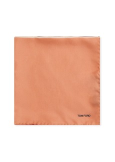 TOM FORD Multicolor Reversible Pocket Square