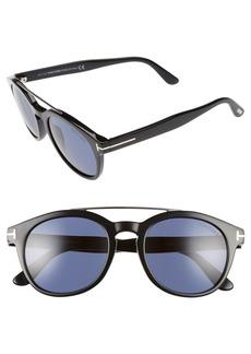 Tom Ford Newman 53mm Sunglasses