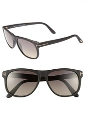 Tom Ford 'Oliver' 58mm Polarized Sunglasses