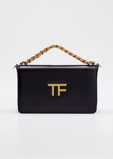 TOM FORD Palmellato Large TF Chain Shoulder Bag