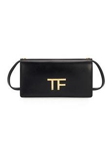TOM FORD Palmellato Mini Clutch Bag