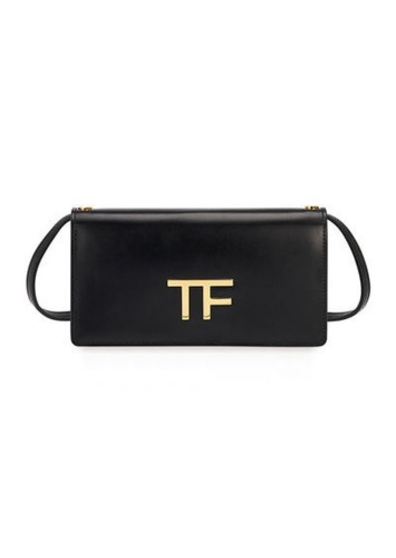 TOM FORD Palmellato Mini Clutch Bag