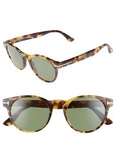Tom Ford Palmer 51mm Gradient Lens Sunglasses