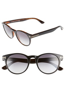 Tom Ford Palmer 51mm Gradient Lens Sunglasses