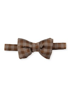 TOM FORD Plaid Classic Bow Tie