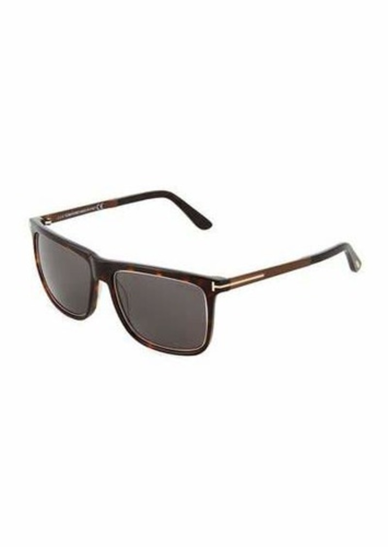 fa55ff5646f7 On Sale today! Tom Ford TOM FORD Plastic Square Sunglasses