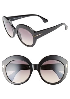Tom Ford Rachel 54mm Gradient Lens Sunglasses