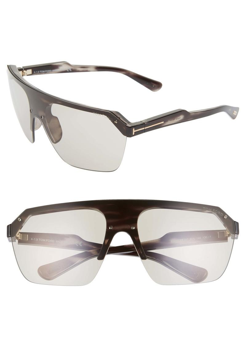Tom Ford Razor 146mm Shield Sunglasses