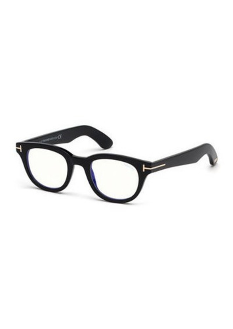 TOM FORD Rectangle Acetate Optical Frames