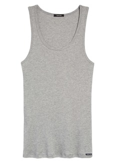 Tom Ford Ribbed Muscle Tank