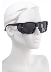Tom Ford Rizzo 61mm Wrap Sunglasses