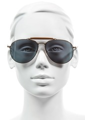 6bbc8d49b7398 Tom Ford Sean 60mm Aviator Sunglasses Tom Ford Sean 60mm Aviator Sunglasses