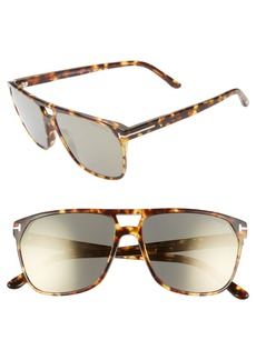 Tom Ford Shelton 59mm Sunglasses
