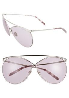 Tom Ford Stevie 59mm Polarized Aviator Sunglasses