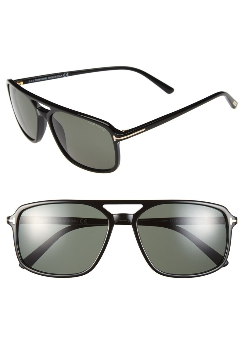 c11c421f6be9e Tom Ford Tom Ford  Terry  58mm Sunglasses