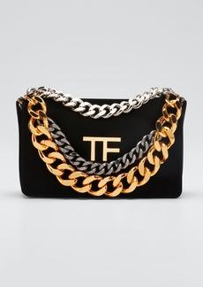 TOM FORD TF Velvet Chain Bag