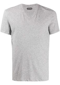 Tom Ford V-neck short sleeves T-shirt