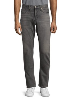 Tom Ford Washed Slim Cotton Jeans