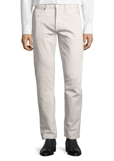 TOM FORD Western Corduroy Straight-Fit Pants