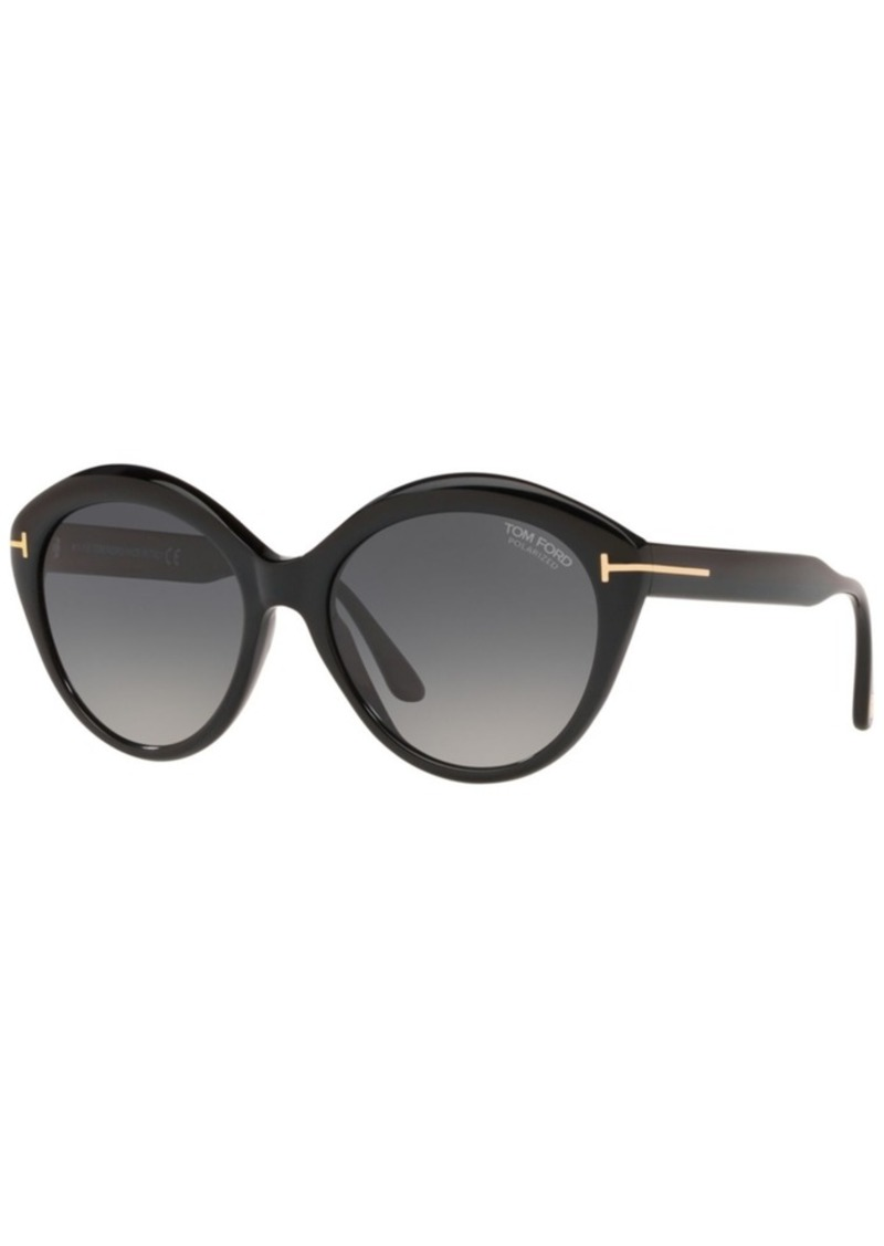 Tom Ford Women's Polarized Sunglasses, TR001102