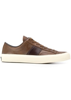 Tom Ford tonal panels low-top sneakers