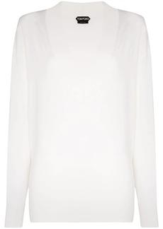 Tom Ford V-neck long-sleeved sweater