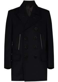 Tom Ford wool and cashmere-blend coat