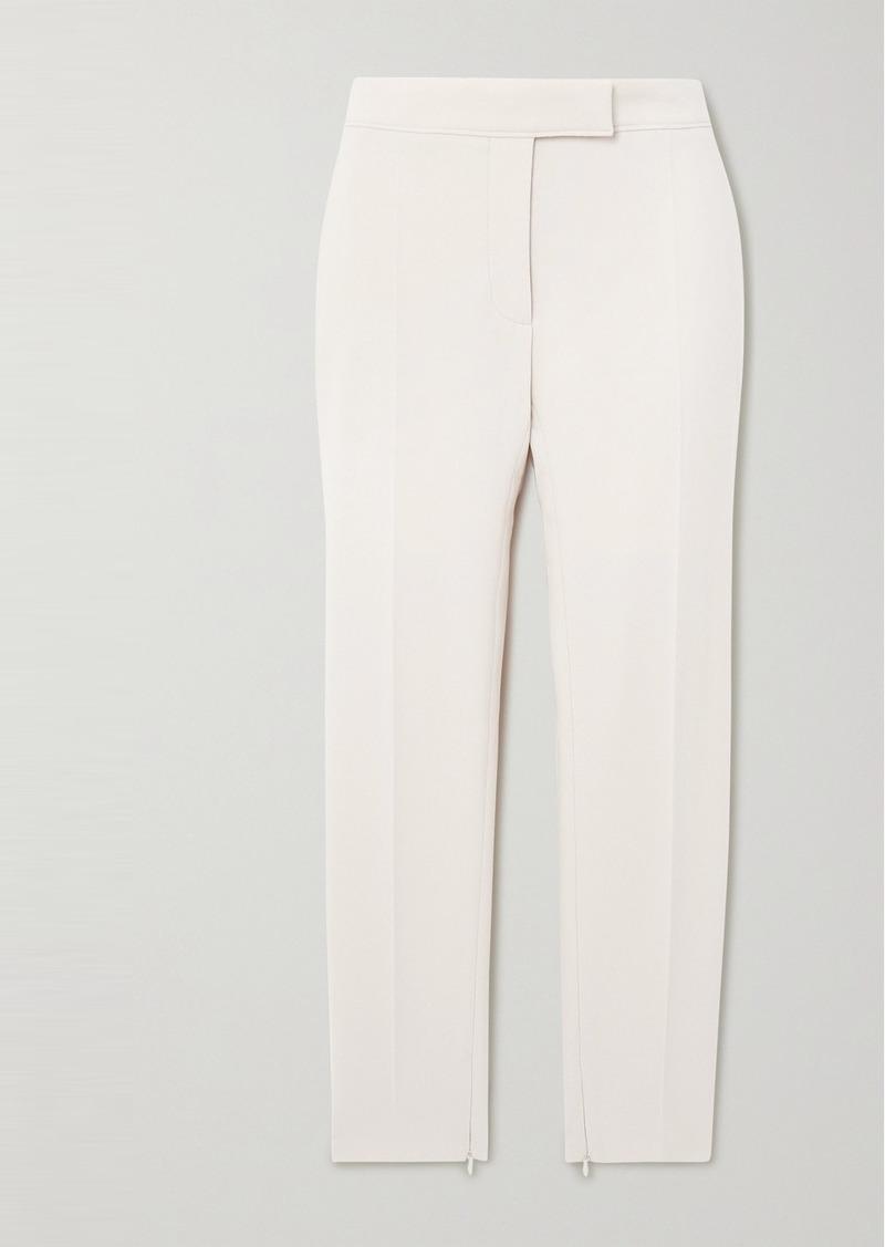 Tom Ford Wool-blend Slim-fit Pants