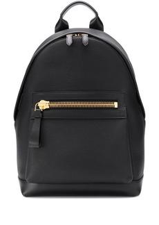 Tom Ford zip pocket backpack