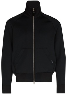 Tom Ford zip-up fleece jacket