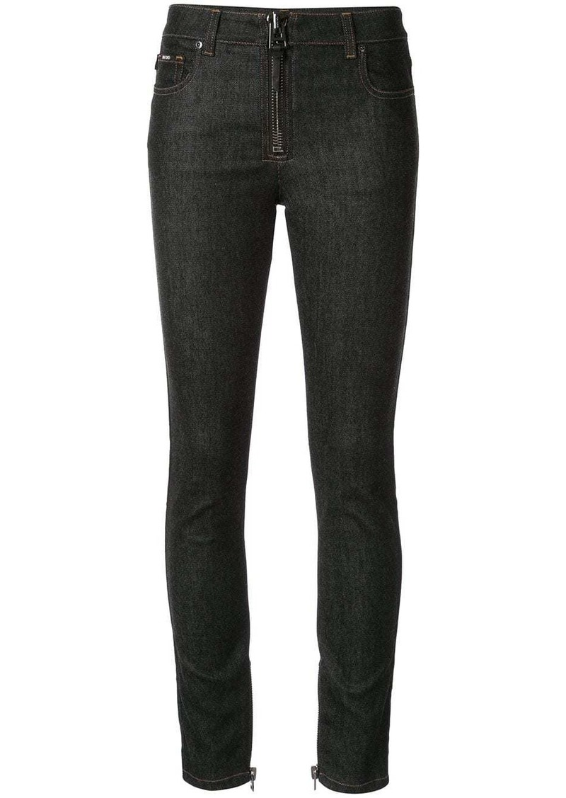 Tom Ford zip-up skinny jeans