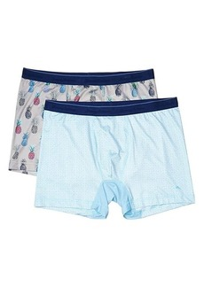 Tommy Bahama 2-Pack Mesh Tech Boxer Briefs