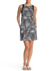 Tommy Bahama Active Frond Song Swim Dress