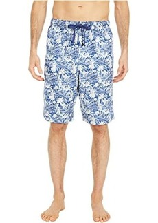 Tommy Bahama All Over Print Woven Jam Shorts