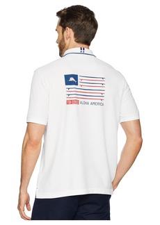Tommy Bahama Aloha America Polo Shirt