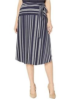 Tommy Bahama Anoche Stripe Midi Skirt