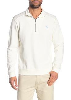 Tommy Bahama Antique Half Zip Sweater