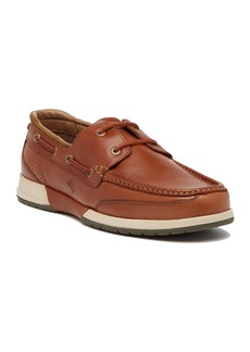Tommy Bahama Ashore Leather Boat Shoe
