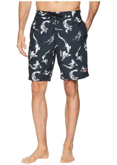 Tommy Bahama Baja Kois Are Back in Town Swim Trunk