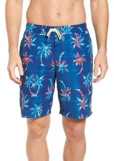 Tommy Bahama Baja Palm Illusion Swim Trunks