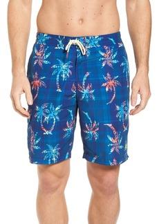 Tommy Bahama Baja Palm Illusion Swim Trunks