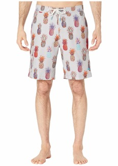 Tommy Bahama Baja Pop Art Pineapple Boardshorts