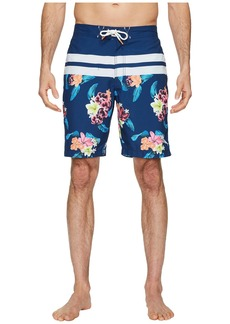 Tommy Bahama Baja Saltwater Blooms Swim Trunk