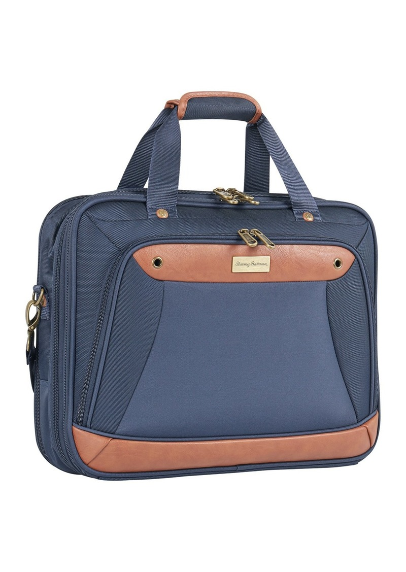 "Tommy Bahama Barnes Bay 17"" Briefcase"
