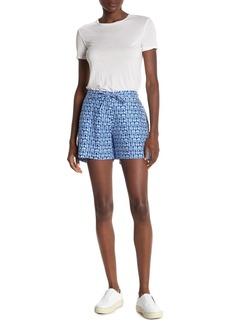 Tommy Bahama Batik Tile Linen Shorts