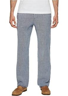 Tommy Bahama Beach Linen Elastic Waist Pants